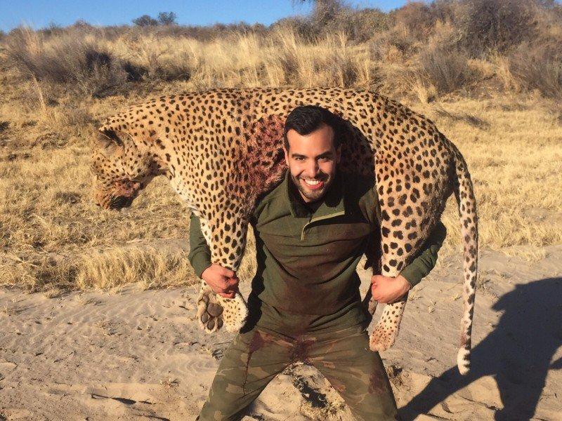 big game hunting in namibia